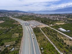 Kiato - Eghio railway section in Northern Peloponnese to operate in 2019